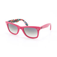 Ray-Ban Rare Prints in Rosa