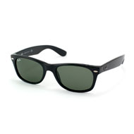 Ray-Ban New Wayfarer in Schwarz