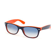 Ray-Ban New Wayfarer in Orange