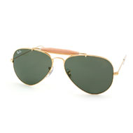 Ray-Ban Outdoors II in Goldfarben