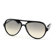 Ray-Ban Sonnenbrille Cats 5000 RB 4125 601/32