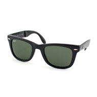 Ray-Ban Folding Wayfarer in Schwarz