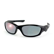 Oakley Straight Jacket in Schwarz
