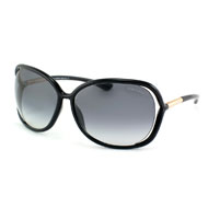 Tom Ford Raquel in Schwarz