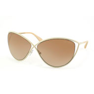 Tom Ford Sonnenbrille Narcissa FT 0129 / S 25G