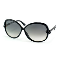 Tom Ford Ingrid in Schwarz