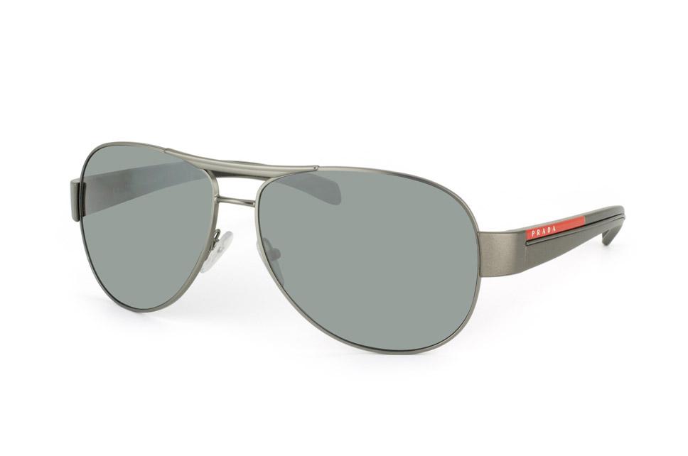 Sonnenbrille PS 51LS in Dunkelgrau