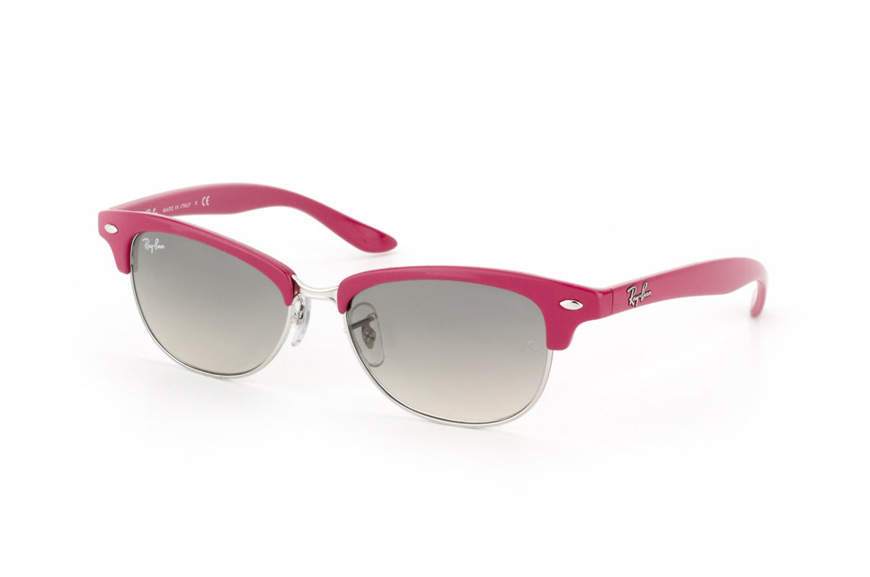Cathy Clubmaster RB 4132 in Rosa