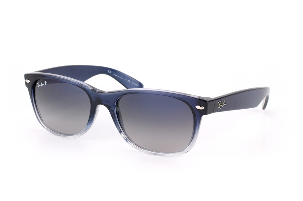 New Wayfarer RB 2132 in Blau