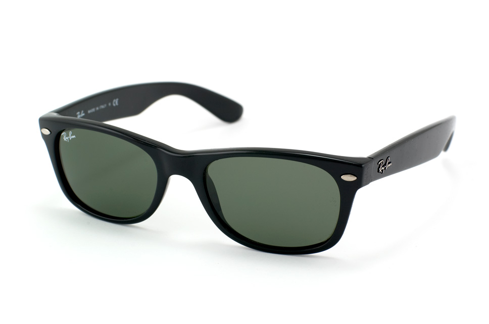 New Wayfarer RB 2132 in Schwarz