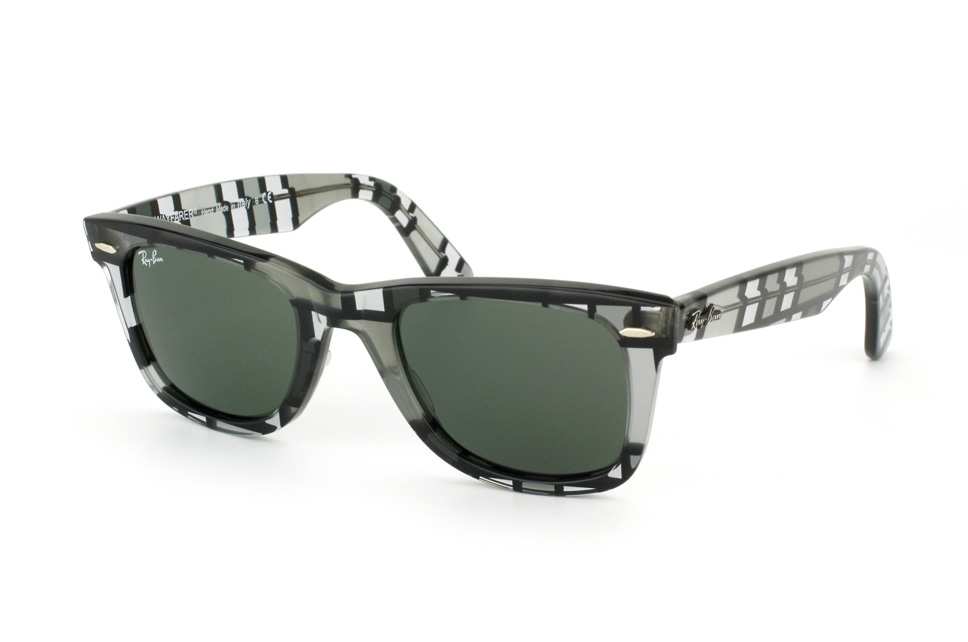 Original Wayfarer RB 2140 in Grau