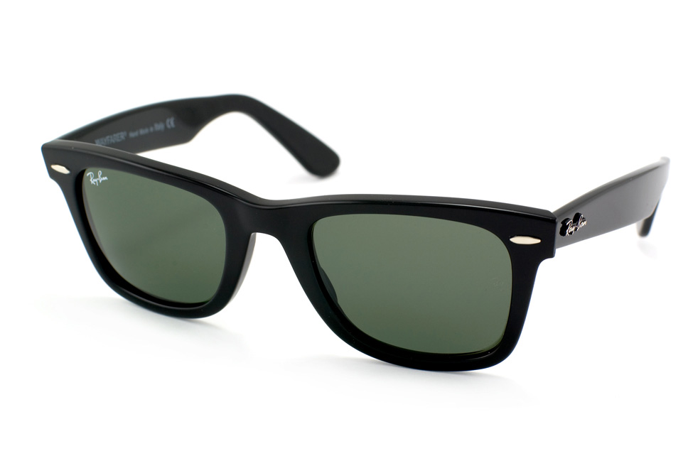 Original Wayfarer RB 2140 in Schwarz