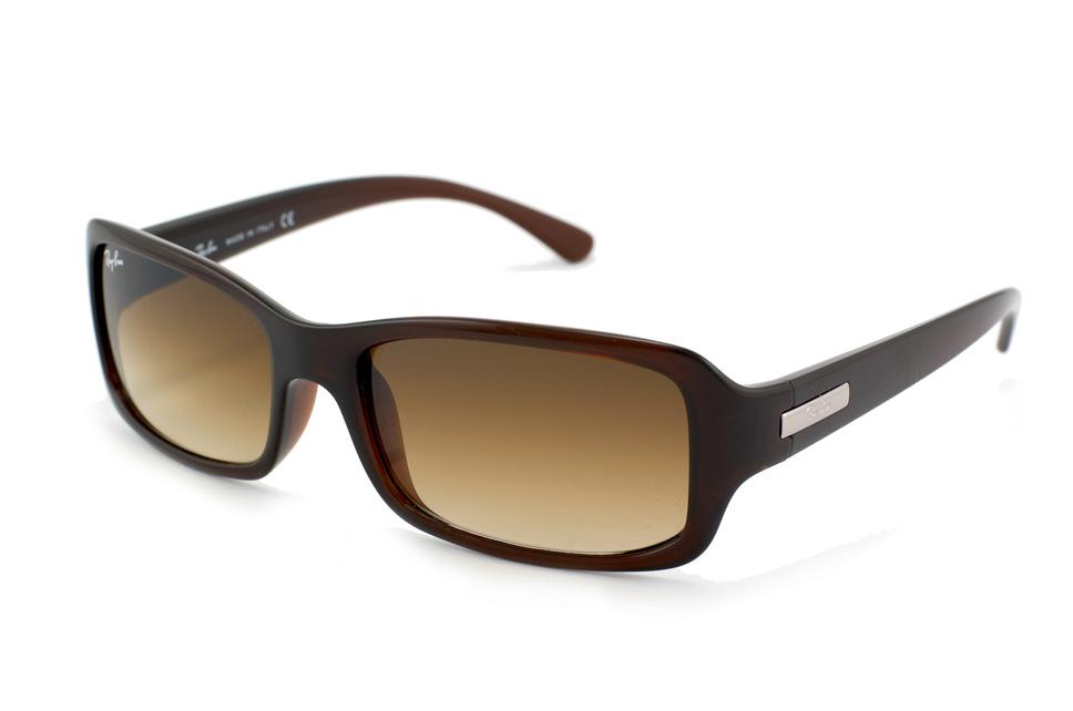 Sonnenbrille RB 4107 in Braun