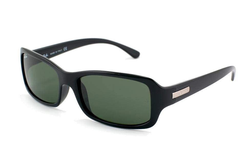 Sonnenbrille RB 4107 in Schwarz