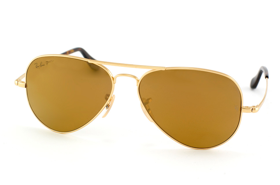 Ultra Aviator RB 8029K in Goldfarben