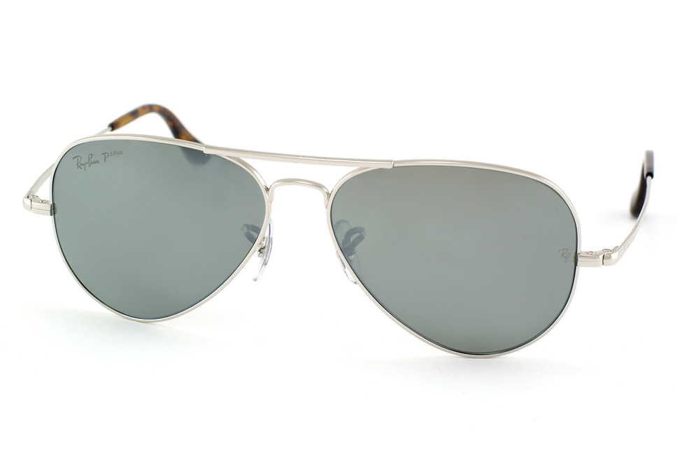 Ultra Aviator RB 8029K in Silber