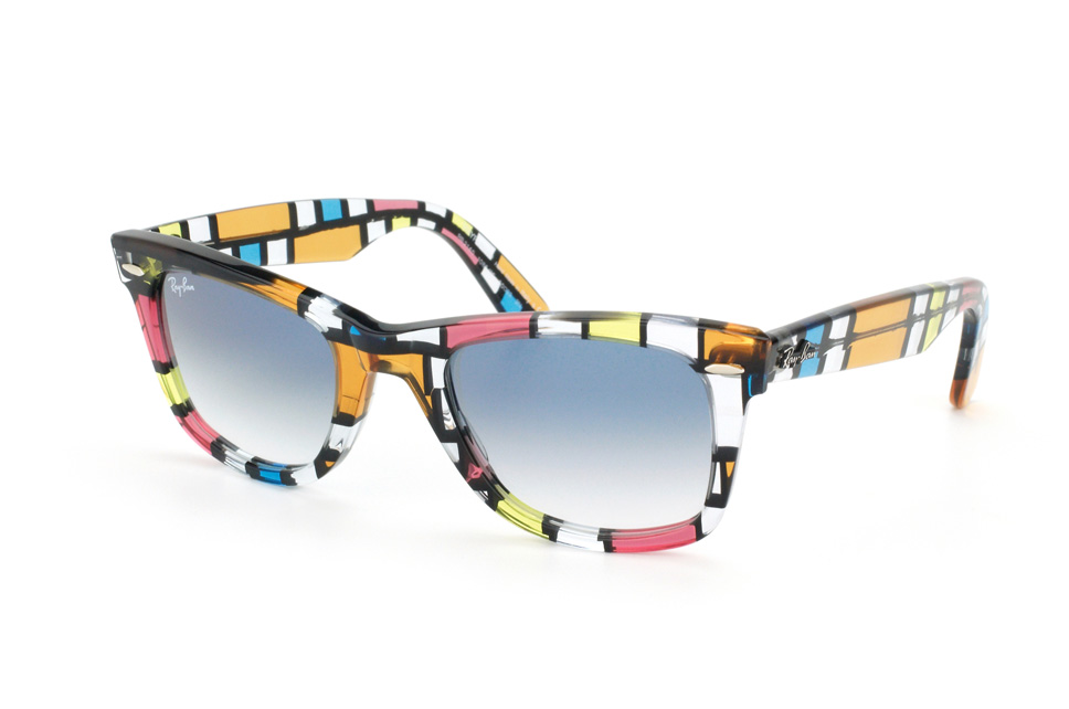 Wayfarer RB 2140 in Bunt